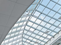 Business center ceiling Stock Photography