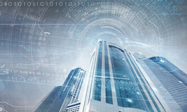 Business center Royalty Free Stock Image