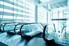 Business Center Interior Stock Images