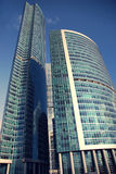 BUSINESS CENTER IN MOSCOW Stock Images
