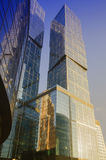 Business Center Moscow City. Office Business Center Moscow City Stock Photography