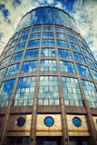 Business center Moscow-City. Tower 2000. Russia, Moscow Royalty Free Stock Photos