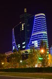 Business center MOSKVA in Astana Stock Images