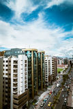 Business center in Quito Ecuador South America Royalty Free Stock Photography