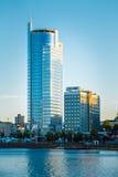 Business Center Royal Plaza in Minsk, Belarus Stock Photography