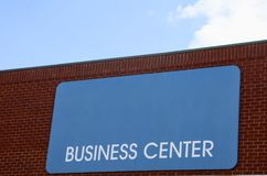 Business Center Stock Images
