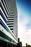 Business Centre. Photo Business Centre on a sunny day Stock Image