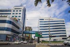 Business centre Stock Photos