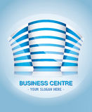 Business centre logo Stock Images