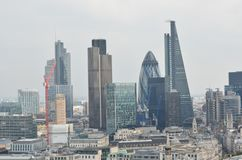 A Business Centre of London stock images