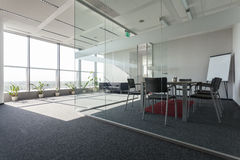 Business centre Royalty Free Stock Photos