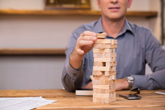 Business challenges Stock Image