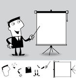 Business characters Stock Photos