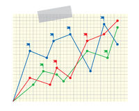 Business chart 4 Stock Photos