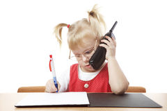 Business child Stock Images