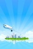 Business City Landscape Stock Image