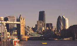 Business City royalty free stock photography