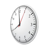 Business Clock Concept Background Royalty Free Stock Photos