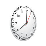 Business Clock Concept Background Royalty Free Stock Photography