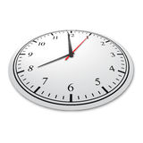 Business Clock Concept Background Royalty Free Stock Image