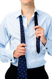Business clothes Stock Image