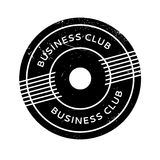 Business Club rubber stamp Royalty Free Stock Photography