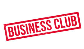 Business Club rubber stamp Royalty Free Stock Photo