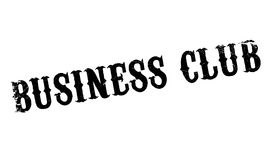 Business Club rubber stamp Royalty Free Stock Image