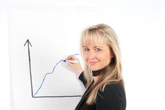 Business Coaching Royalty Free Stock Photography