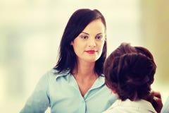 Business coaching Stock Image