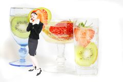 Business cocktail party Royalty Free Stock Photography