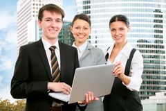Business colleagues Royalty Free Stock Photography