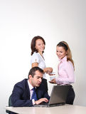 Business colleagues Royalty Free Stock Images