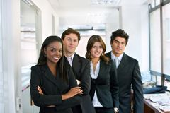 Business colleagues Stock Image