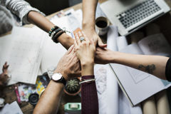 Business Colleagues Together Teamwork Working Office. Business Colleagues Together Teamwork Working royalty free stock photo