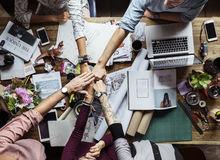 Business Colleagues Together Teamwork Working Office. Business Colleagues Together Teamwork Working royalty free stock images
