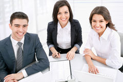 Business collegues Stock Photo