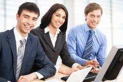 Business collegues Stock Photos