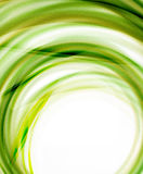 Business color swirl, minimal design template Stock Photo