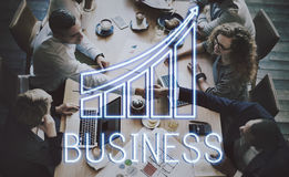 Business Commercial Corporate Opportunity Concept royalty free stock photo