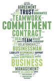 Business commitment Stock Photos