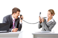Business communication Stock Images