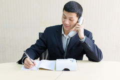 Business communication Royalty Free Stock Photography