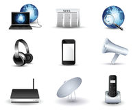 Business and communication Royalty Free Stock Photo