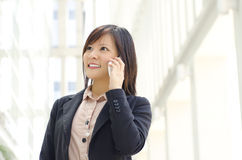 Business communication Stock Image