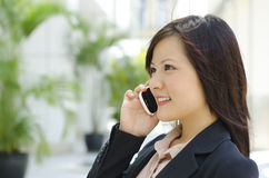 Business communication Royalty Free Stock Photos