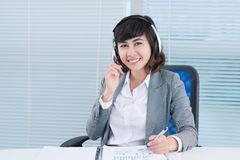 Business communication Royalty Free Stock Image
