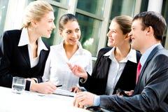 Business communication Stock Photos