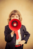 Business communication concept Royalty Free Stock Photo
