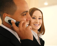 Business Communication And Service Stock Photos
